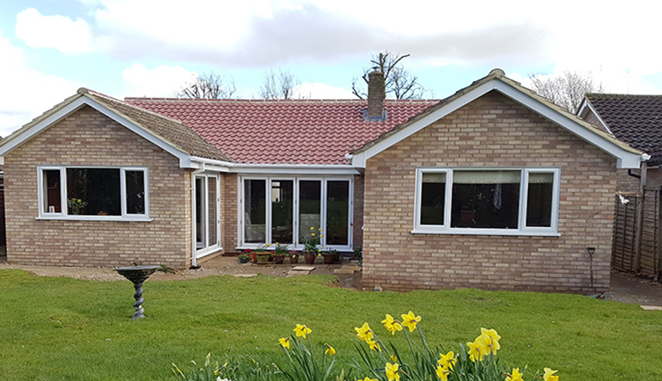 Bungalow Extension, Epping
