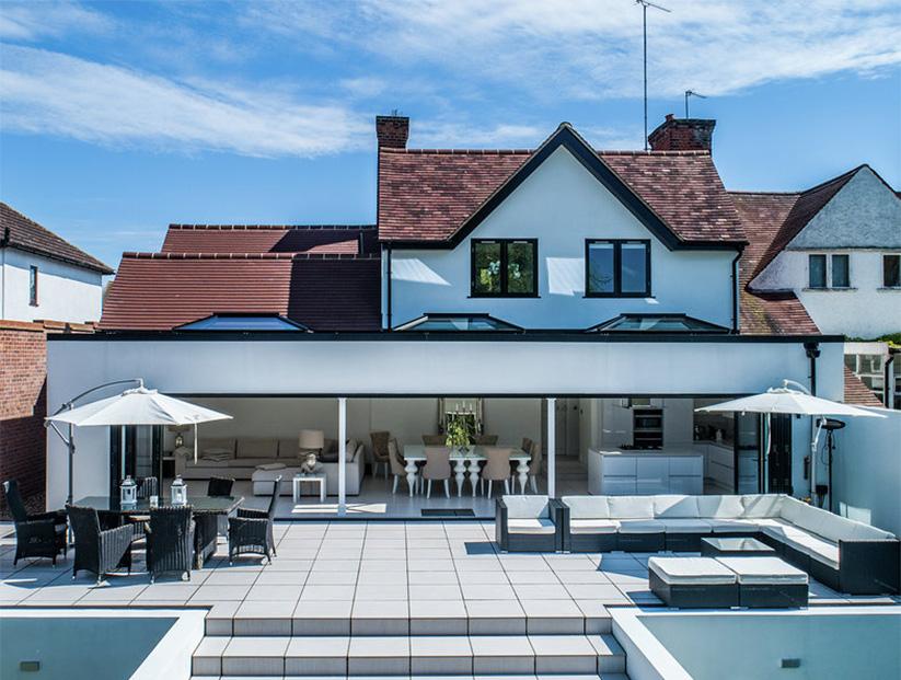 Cottage Extension and Renovation, Abridge