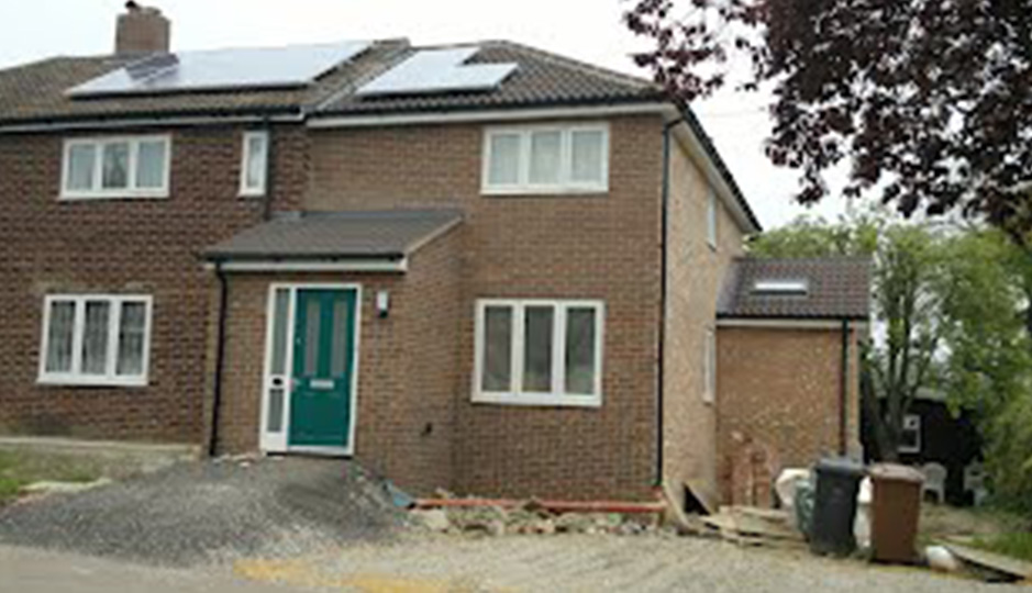 Grace Garden Two Storey Side and Single Storey Rear Extension