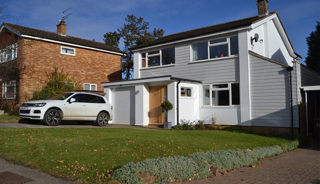 House Refurbishment and Extension, Bishops Stortford