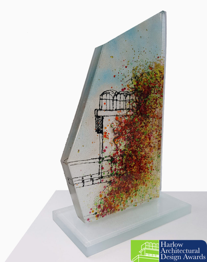 Bishop's Stortford Architectural Practice wins Harlow design award