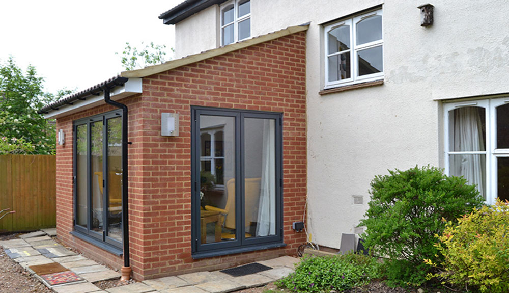 Thorley Park Single Story Rear Extension
