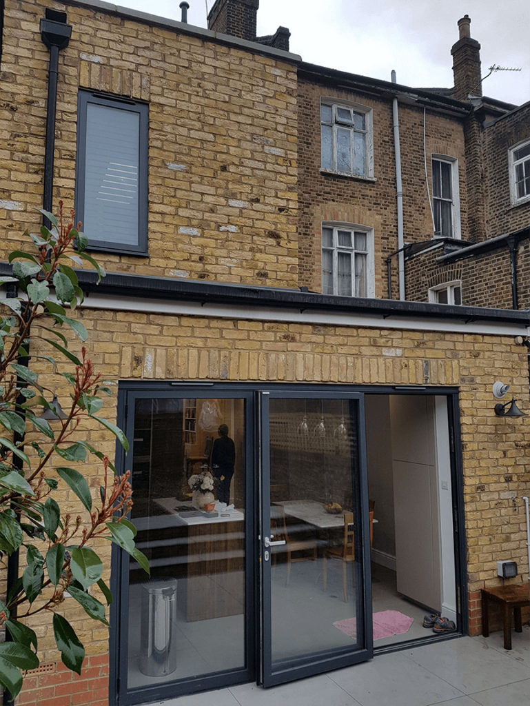 Victorian House Extension and Refurbishment