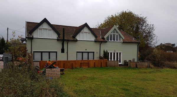 Barn Refurbishment, Foxdells Lane, Bishop's Stortford
